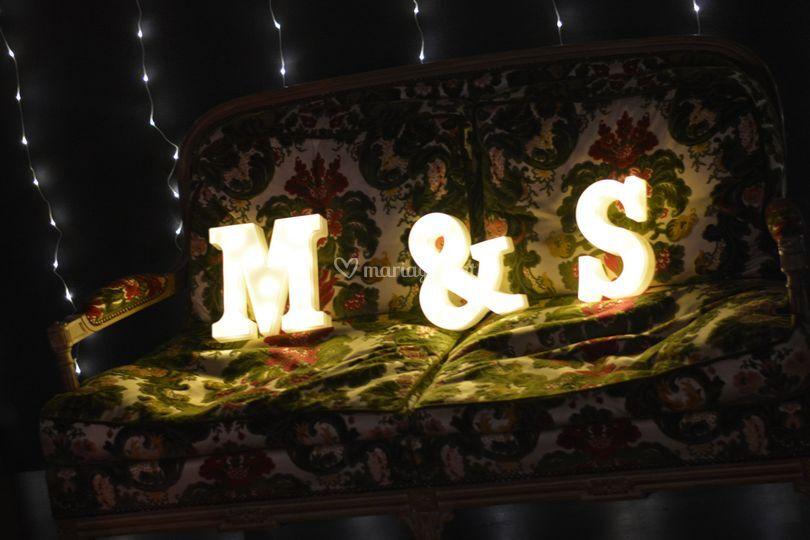 Mariage M & S