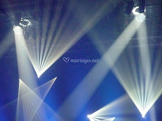 Eclairage de salle