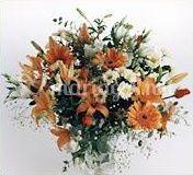 Bouquet volumineux