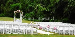 Décoration mariage laïque