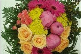Postulka Fleurs Fleuriste