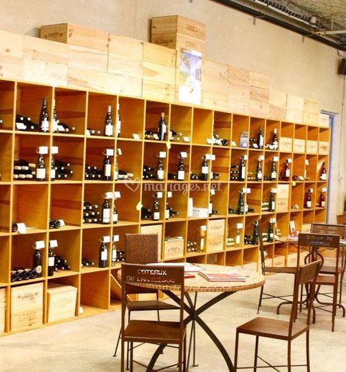 Le restaurant et le vin