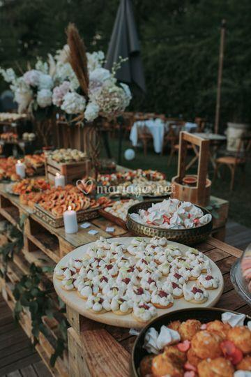 Le buffet