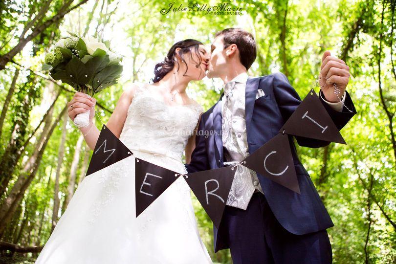 Mariage de Virginie & Sylvain