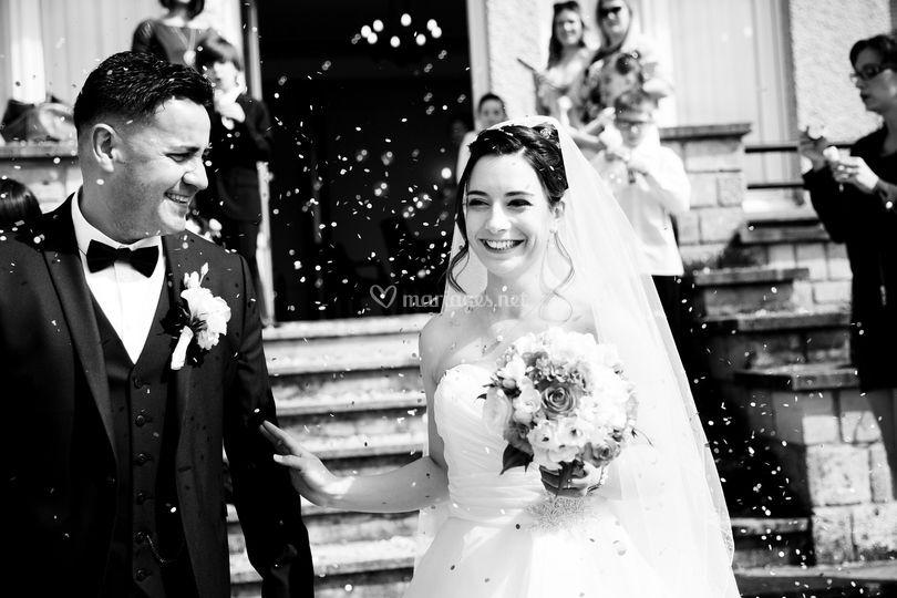 Mariage d'Amélie & Paul