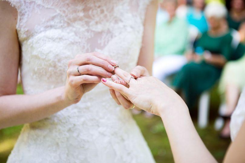Mariage de Julia & Kirsty