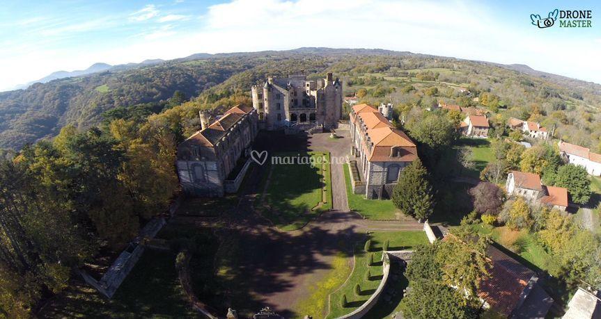 Château pour réception mariage
