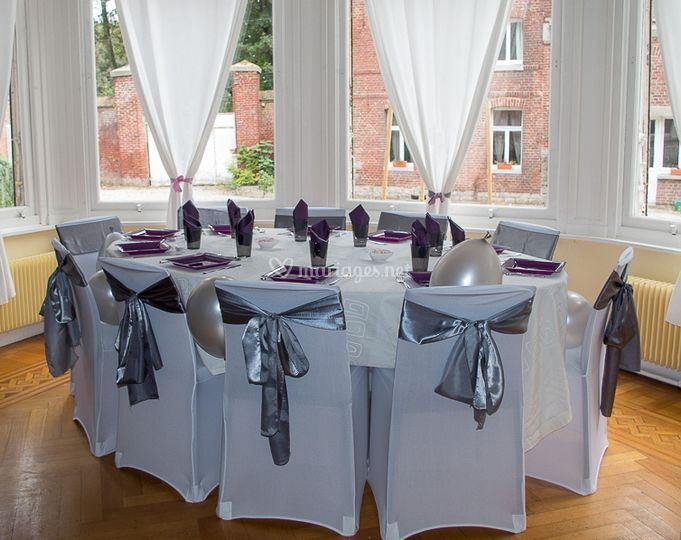 Présentation des tables