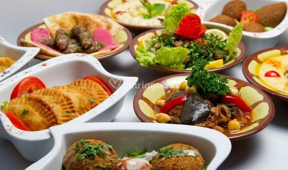 Beyrouth express for Cuisine traditionnelle