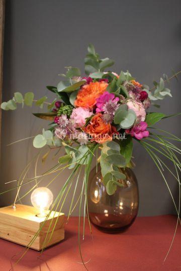 Cynara fleuriste mariage Laxou
