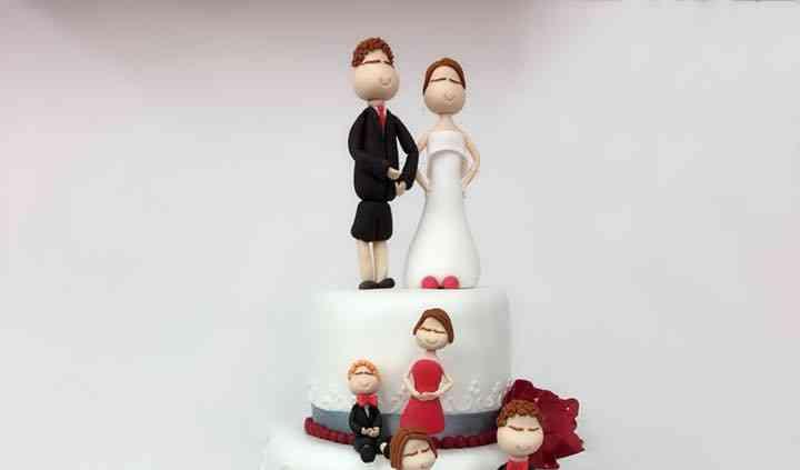 Cake design et la famille