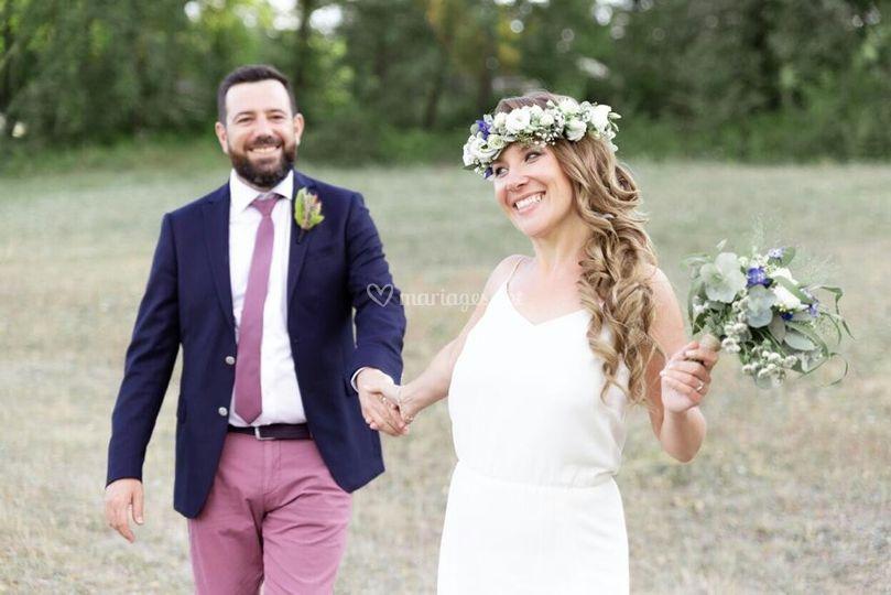 Une belle couple