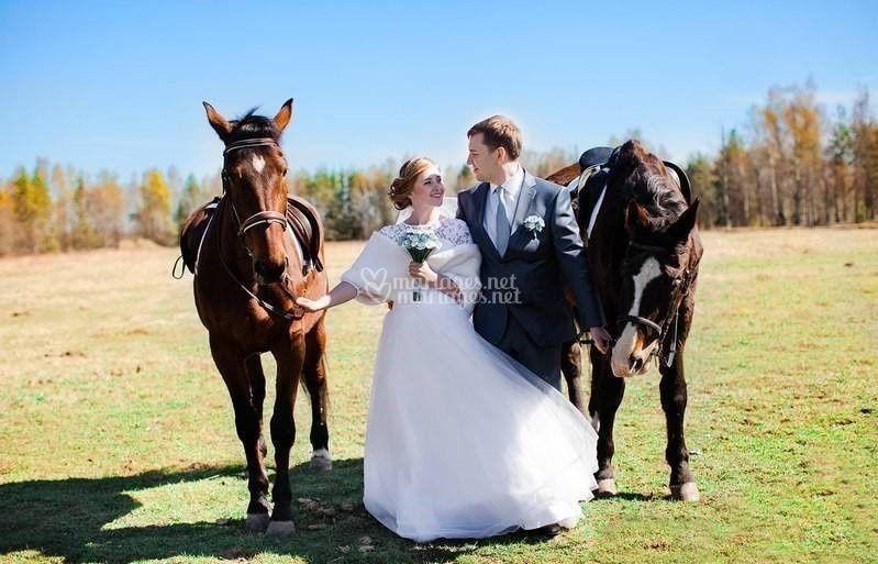 Style de mariage