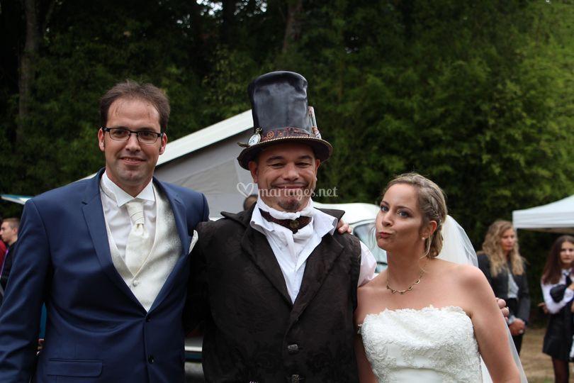 Mariage Eve et Laurent