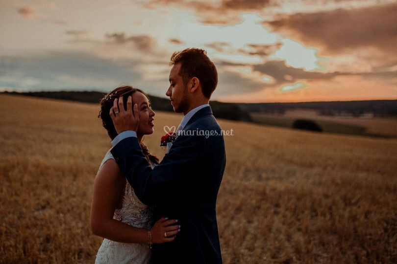 Emilie et Leo - Clos Orangerie