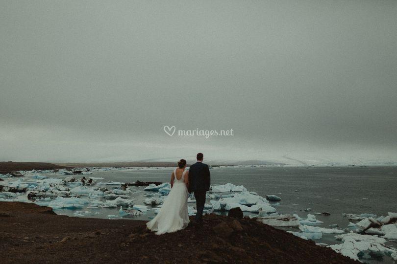 Julie et Mika - Islande