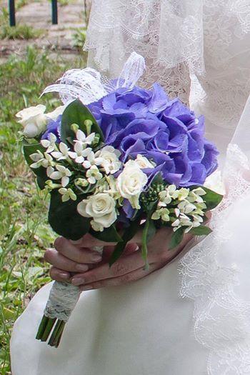 Bouquet de Mariée J&B