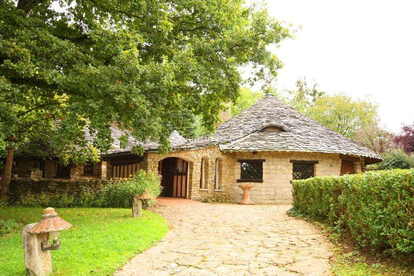 Accueil village gaulois