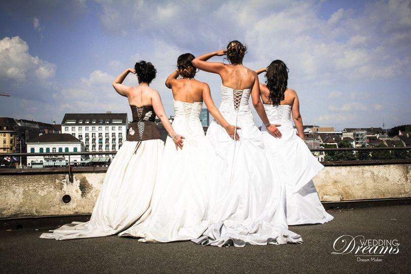 Bridal Groupé