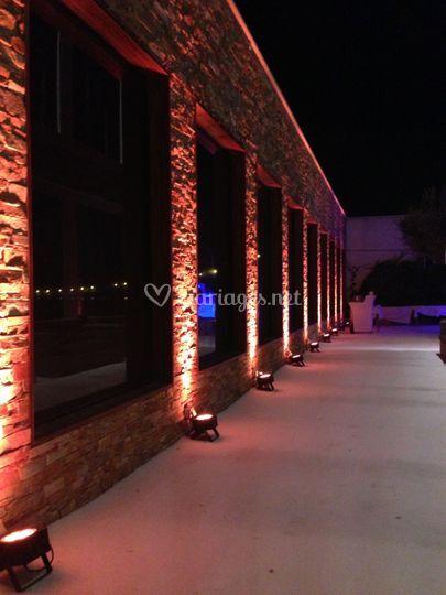 Éclairage architectural 1