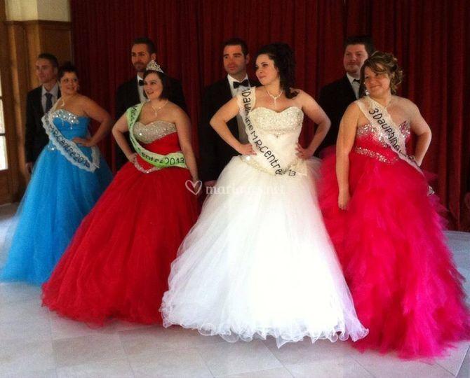 Sponsor Miss Ronde Centre