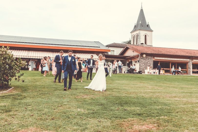 Reportage cocktail mariage