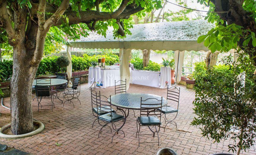 Terrasse Monet