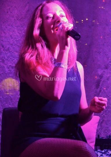 Live Nathalie Purple Evian