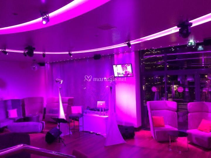Live and DJ Casino Evian