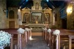 Mariage romantique chapelle