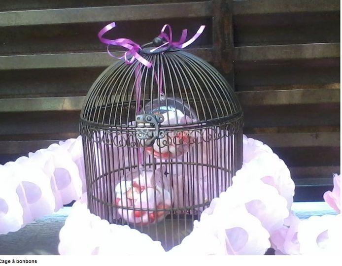 Cage à bonbons