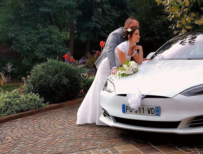 Mariage Tesla Model S