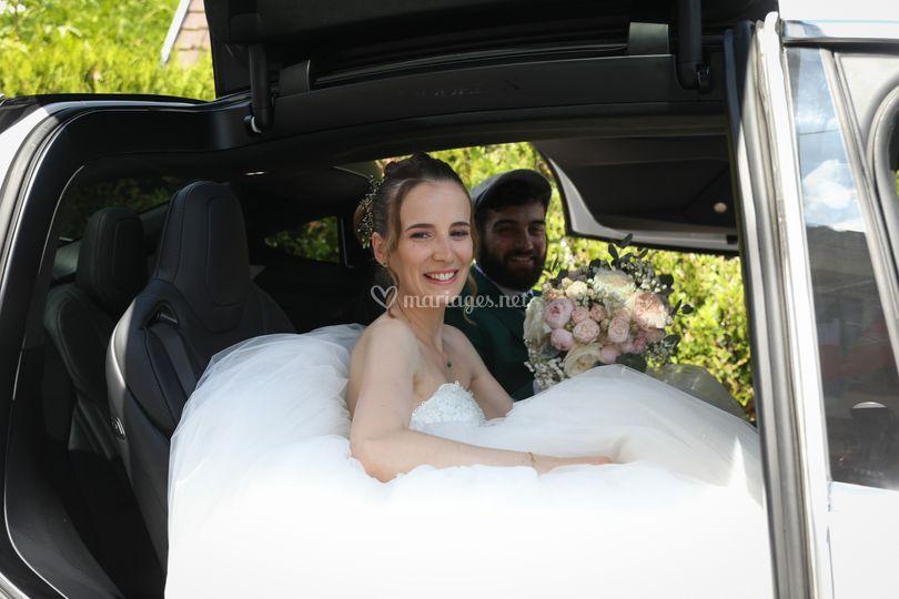 Mariage en model X