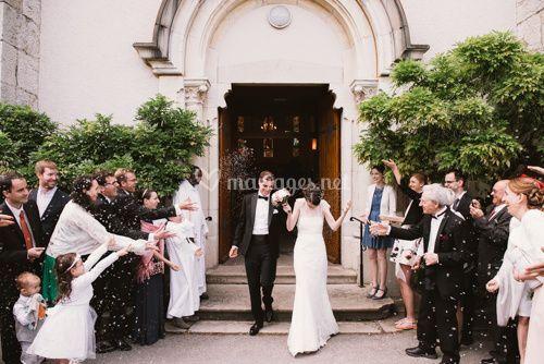 Vidéo Mariage Eglise