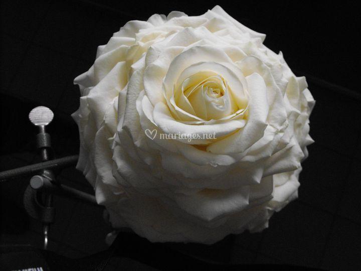 """Bouquet de marié en """"glamelia"""""""