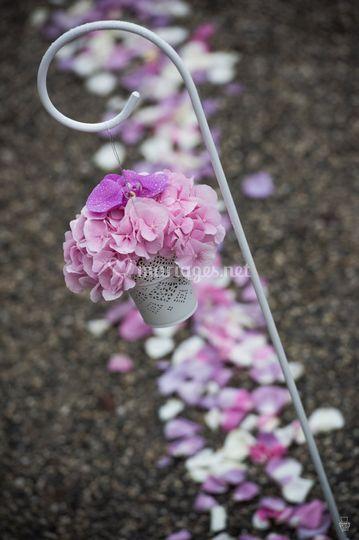 Bouquet cérémonie mariage