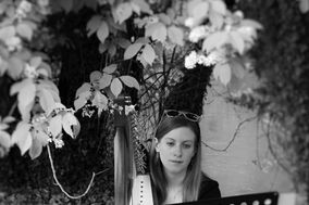 Jeanne Brachet Harpiste