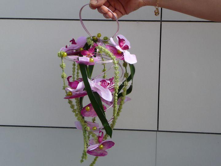 Bouquet poignet