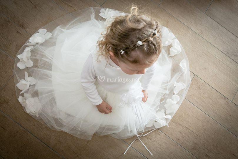 La mini mariée