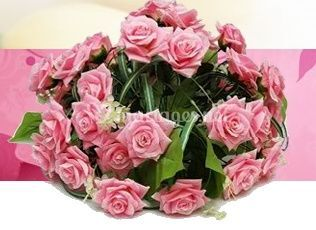 Roses fleuries