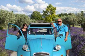 2CV en Provence