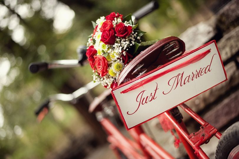 Just Married !