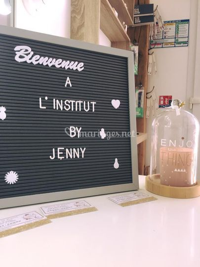 L'institut by jenny