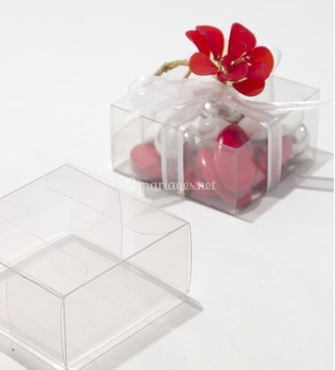 Boîte dragées