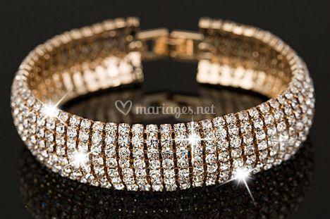 Bracelet diamand