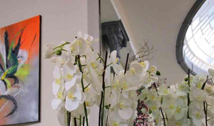 Décoration florale disponible