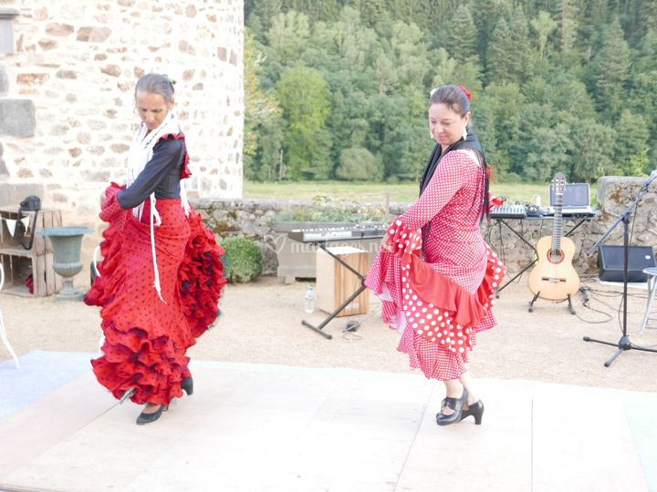 Tango, rumba flamenca