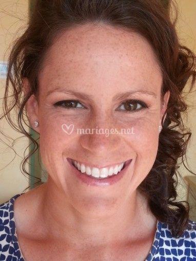 Maquillage à l'americaine