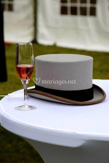 Chapeau Champagne