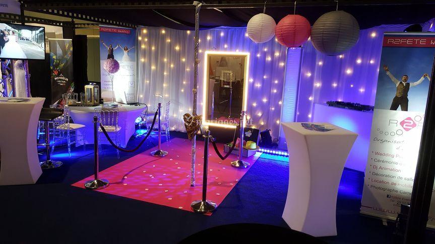 Stand R2Fête Salon Mariage Mul